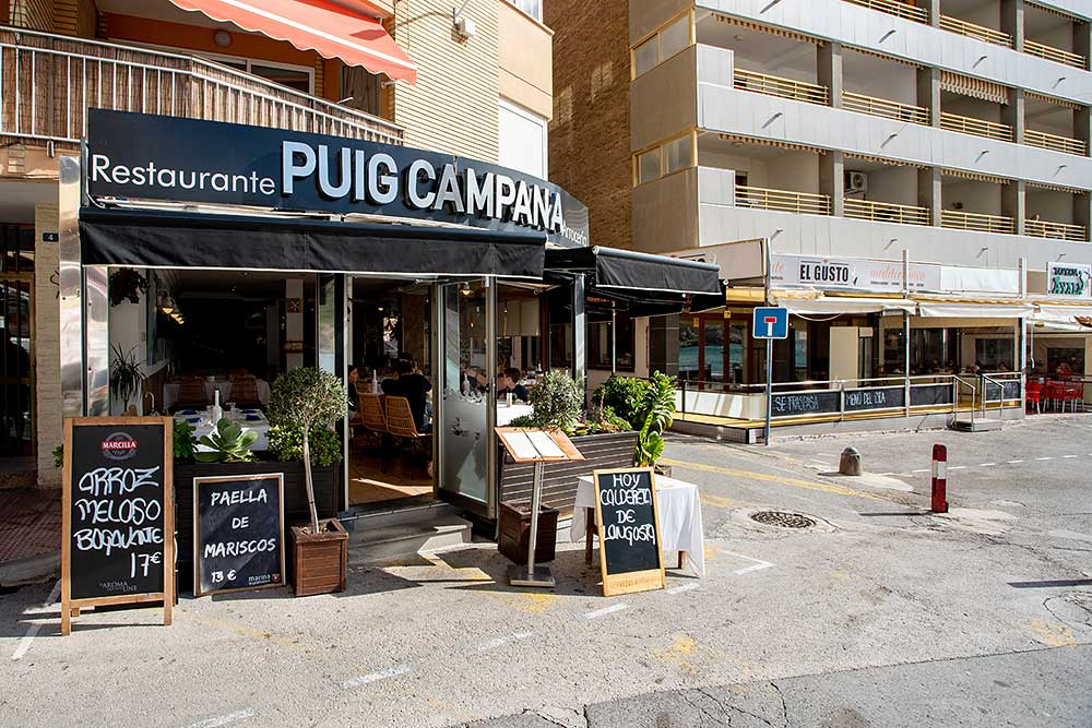 PUIG CAMPANA ADAPTS TO THE NEW SITUATION BY EL COVID 19
